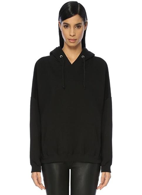 Give Me Space Sweatshirt Siyah